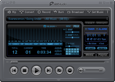 JetAudio 8.1.3 Plus Full Version Free Download