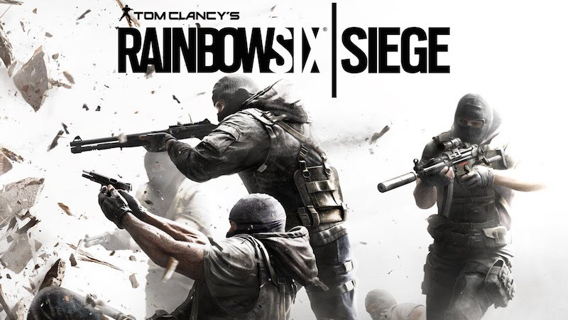 Tom Clancy's Rainbow Six Siege Cracked [ PC Game ]