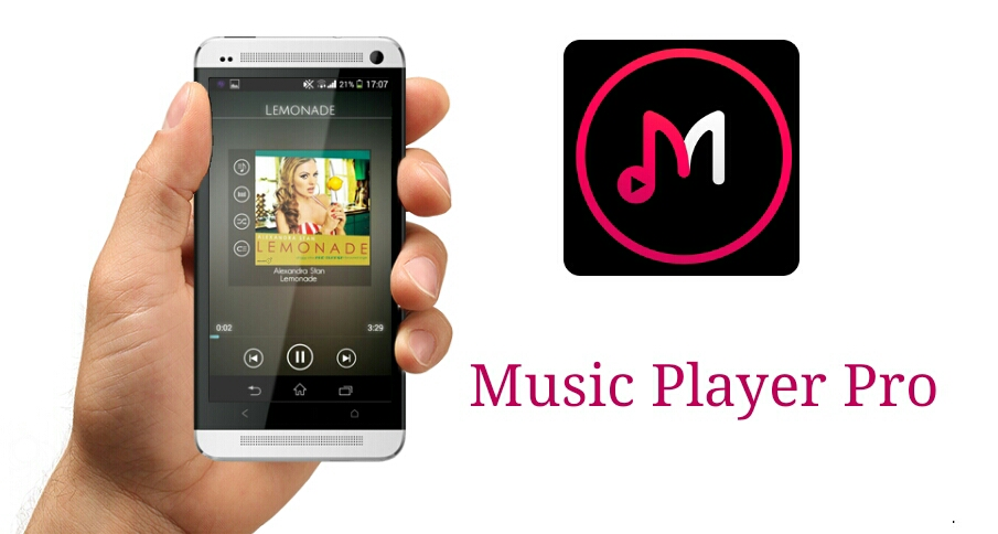Music Player Pro v2.8 by Bitsy