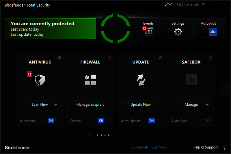 Bitdefender Total Security 2016 Activation Key Latest