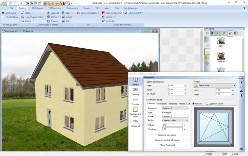 Ashampoo Home Designer Pro 3 Crack Patch Free Download