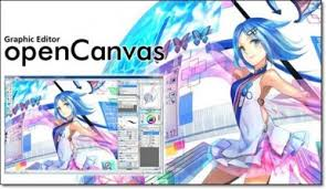 OpenCanvas 6.0.20 Crack Plus Serial Key [ Latest ] Download