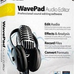 WavePad Sound Editor Masters Edition 6.37 Key + Crack