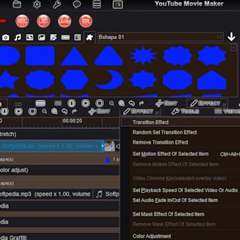 YouTube Movie Maker Platinum 12.26 Crack Download