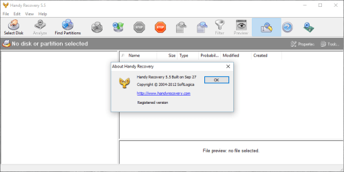 Handy Recovery 5.5 Crack Final  (2)