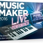 Magix Music Maker 2016 Crack Incl Serial Key