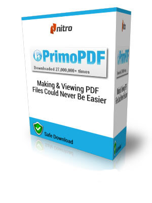 Primo-PDF Full Version Free Download
