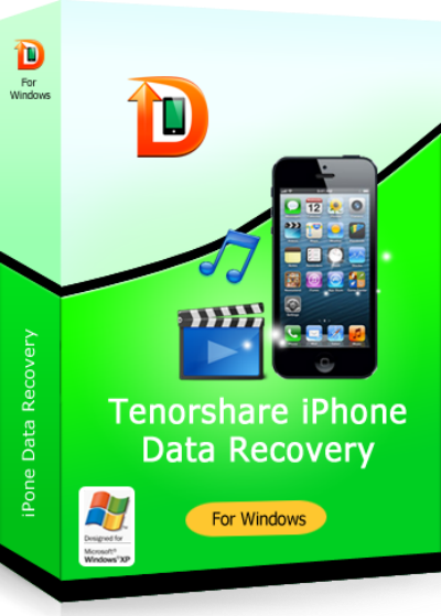 Tenorshare iPhone Data Recovery 6.7