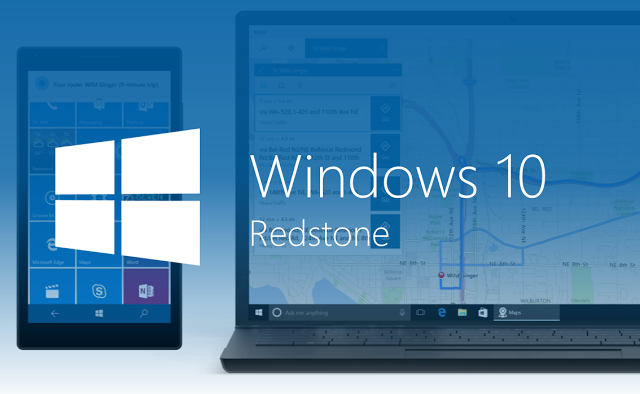 Windows 10 Redstone 14316 ISOs Activated