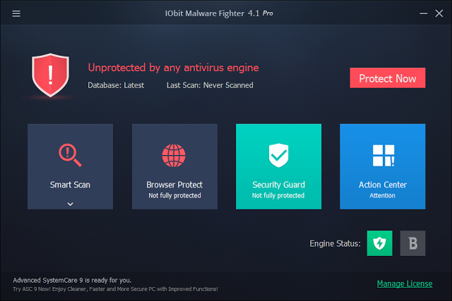 IObit Malware Fighter 4.1 Crack Free Download (2)