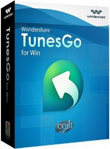 Download Wondershare TunesGo 8 Crack & Patch Free