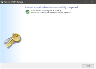 AVG PC TuneUp 2016 Activation Serial Key free fully