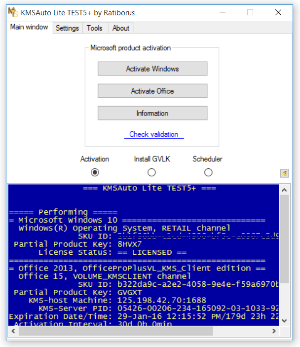 windows 10 activation crack download