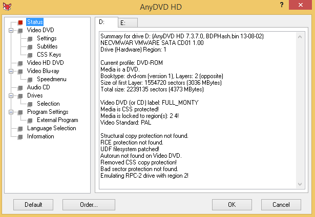 ANYDVD & ANYDVD HD 8.0.2.0 KEY FULL CRACK DOWNLOAD 2