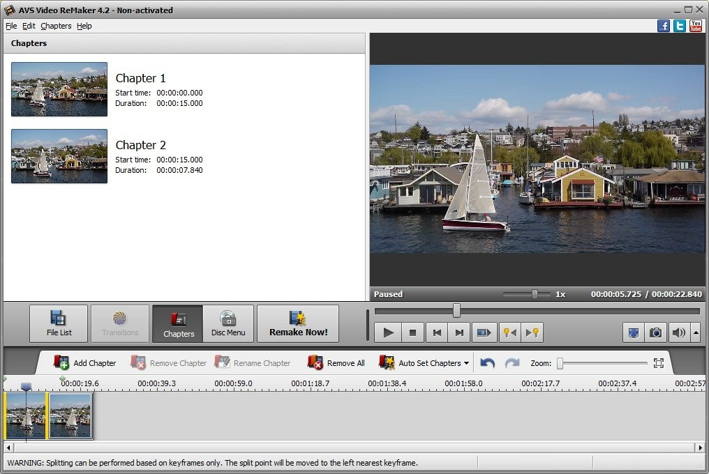 AVS Video ReMaker 5.0.3.179 New Features2