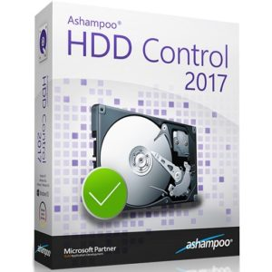 Ashampoo HDD Control 2017 v3.10.01 Crack Download