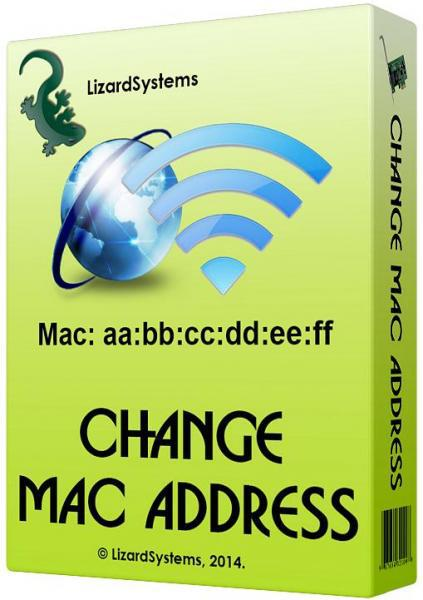 Change MAC address 3.1 Crack Full Download