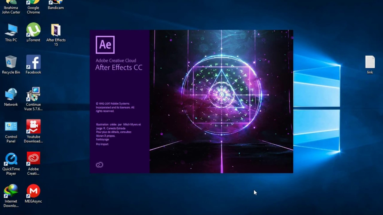 Adobe After Effects Cc 2017 Mac Download