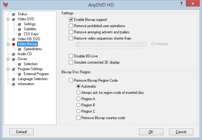 AnyDVD 8.1.9.0 activation key