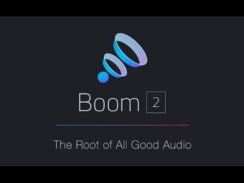 Boom 2 voice booster mac crack